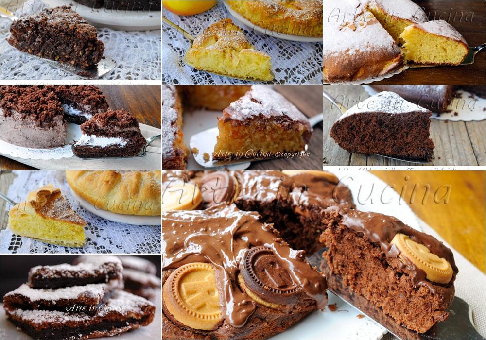 Torte facili ricette dolci semplici e veloci arte in cucina for Ricette cucina facili