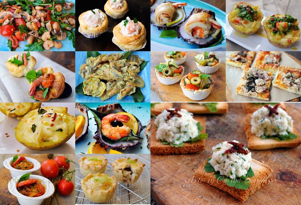 Antipasti vigilia di natale 2015 ricette a base di pesce for Ricette di cucina antipasti