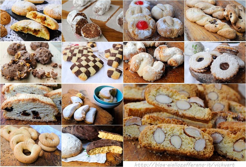 Biscotti da regalare a natale ricette facili for Ricette facili dolci