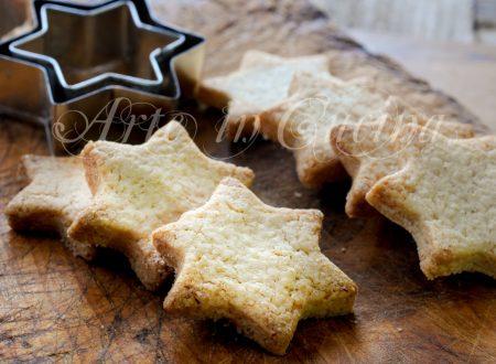 Biscotti allo zenzero cannella e arancia ricetta veloce