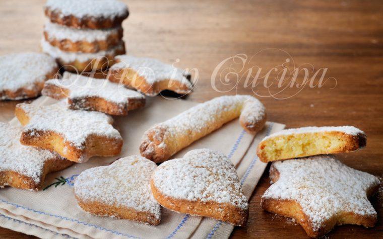Bredele biscotti francesi al cocco ricetta veloce