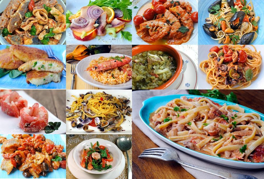 Menu vigilia natale 2015 ricette facili e veloci arte in for Ricette facili in cucina