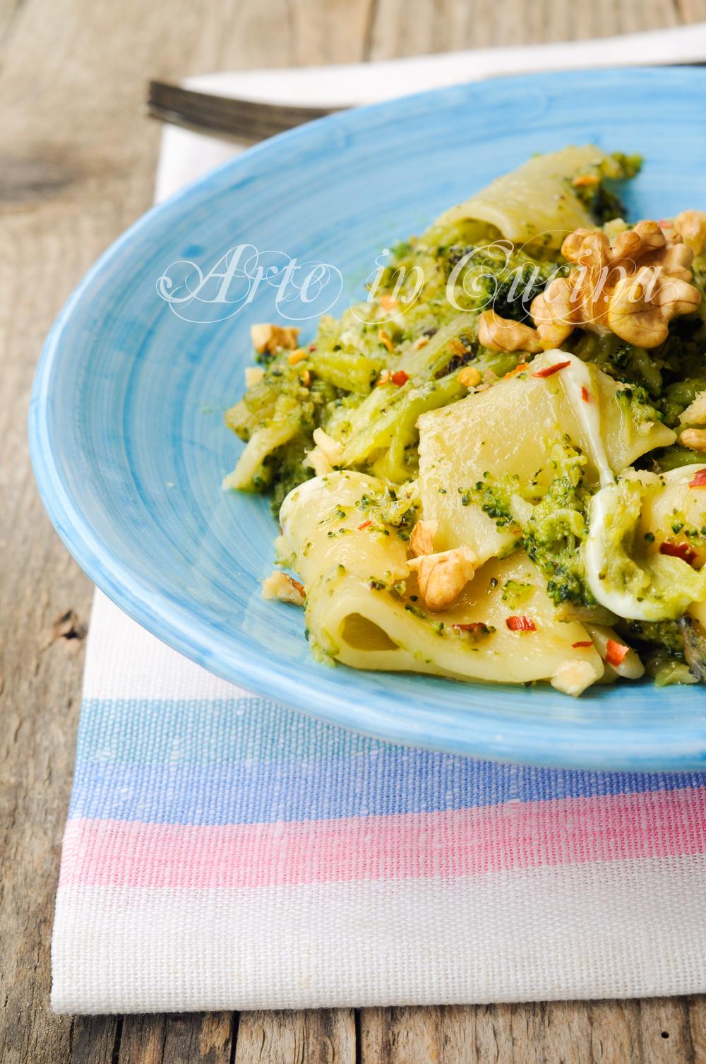 paccheri-broccoli-noci-mozzarella-prmo-pasta-facile-2
