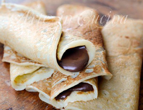 Palacsinta crepes ungheresi ricetta facile