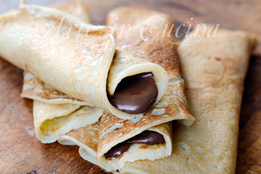 Palacsinta crepes ungheresi ricetta facile arte in cucina for Cucina facile ricette