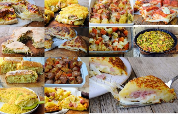 Ricette per cena veloce e facile piatti unici