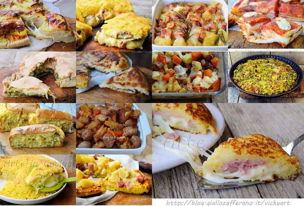 Ricette per cena facili e veloci piatti unici arte in cucina for Ricette leggere