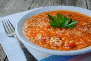 Risotto alla napoletana ricetta primo piatto facile