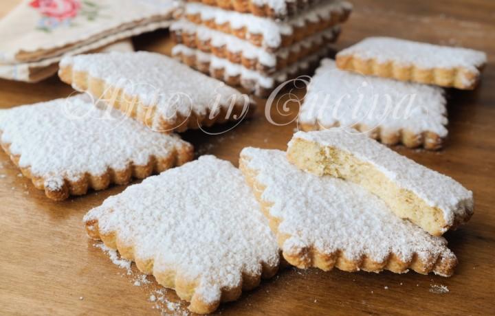 Spekulatius o speculoos biscotti natalizi tedeschi