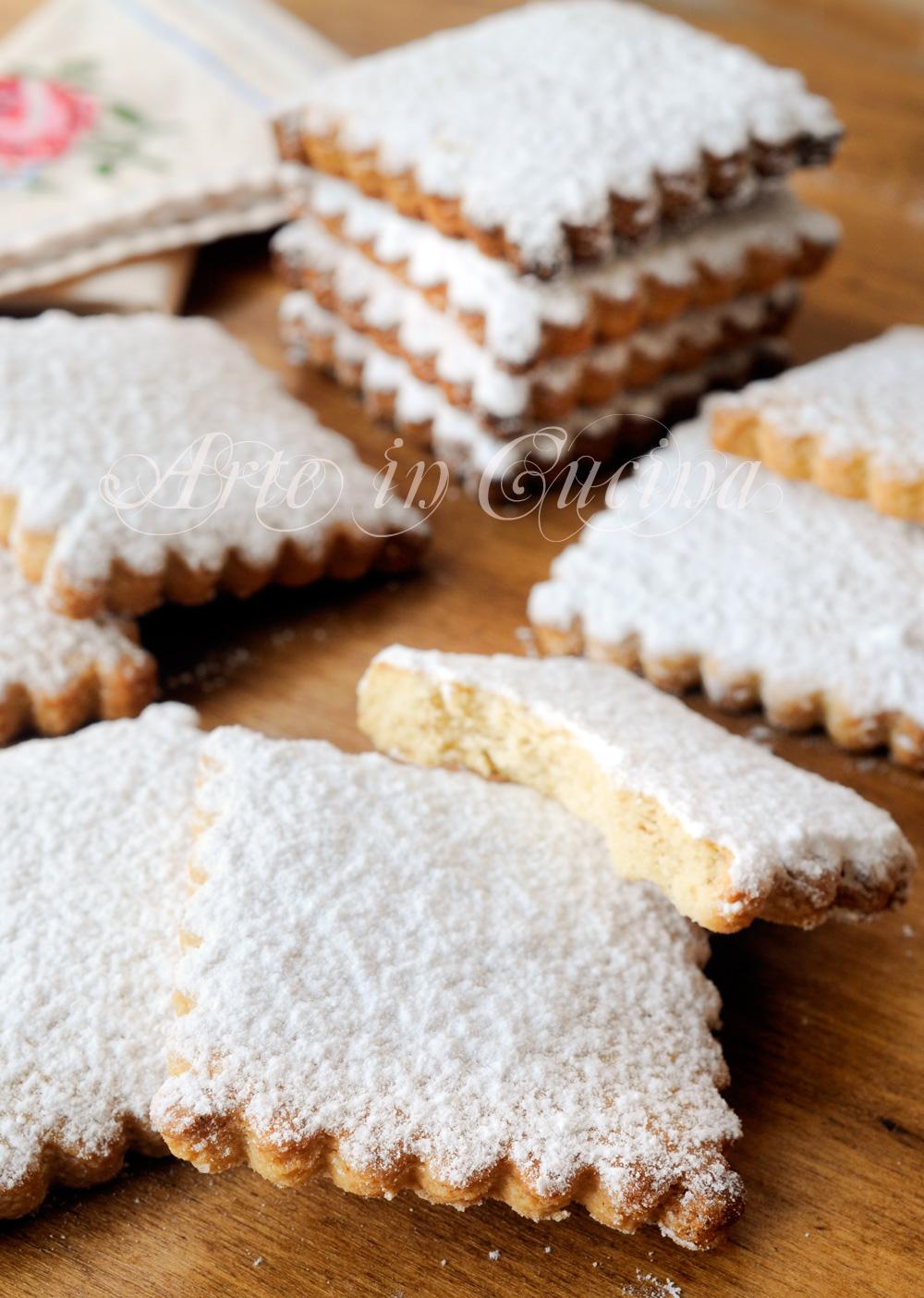 Biscotti Di Natale Tedeschi Ricetta.Spekulatius O Speculoos Biscotti Natalizi Tedeschi