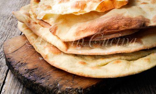 Spianata sarda ricetta facile tradizionale