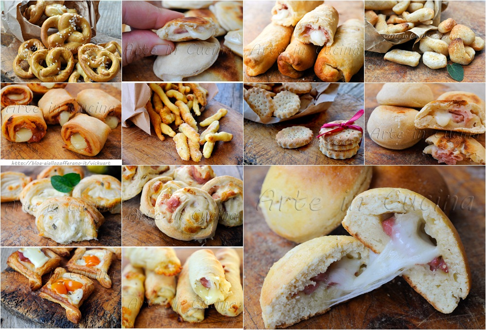 Stuzzichini per natale ricette sfiziose facili congelabili for Ricette di cucina italiana facili