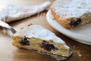 Torta biscottata al cioccolato ricetta facile e veloce