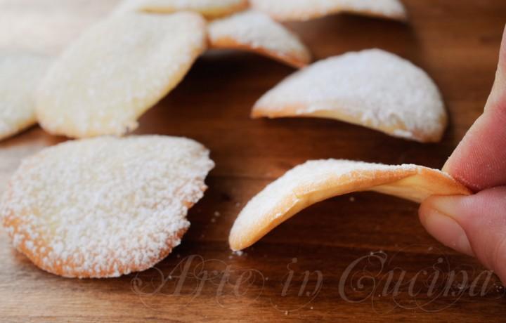 Tuiles biscotti francesi al burro chips dolci