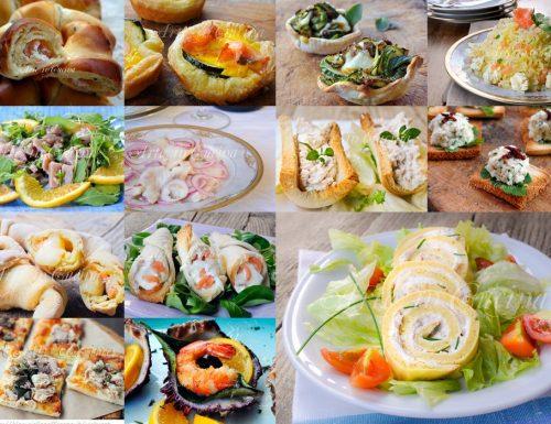 Antipasti cenone vigilia di capodanno ricette di mare