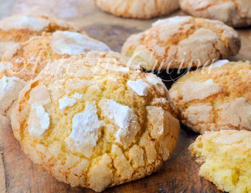 Biscotti morbidi all'arancia e mandarancio facili e veloci