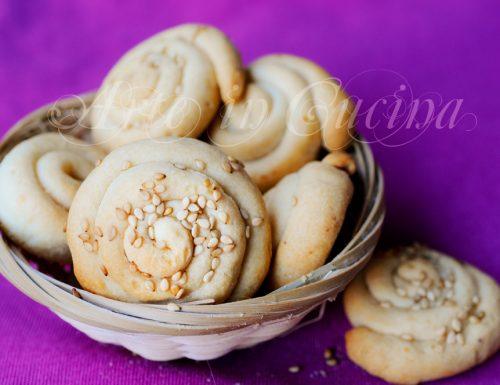 Biscotti al parmigiano senza burro facili e veloci