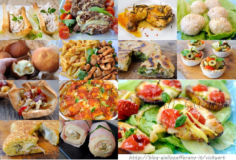 Capodanno senza forno ricette sfiziose e facili arte in for Ricette cucina semplici