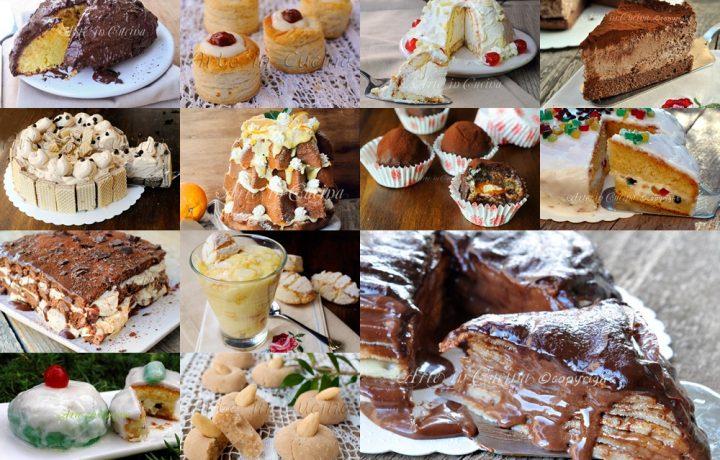 Dolci per capodanno e pasticcini ricette facili e golose