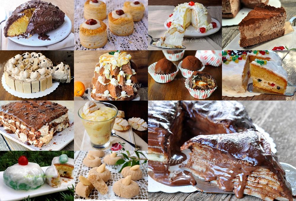 Dolci per capodanno e pasticcini ricette facili for Ricette facili dolci