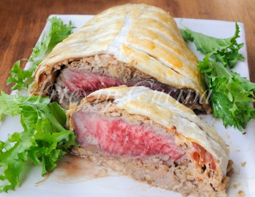 Filetto alla Wellington di Gordon Ramsey