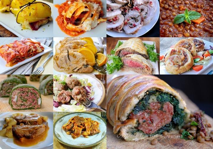 Menu di capodanno ricette di carne facili arte in cucina for Ricette cucina semplici