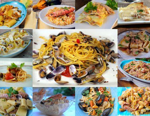 Cenone di capodanno primi piatti ricette di pesce