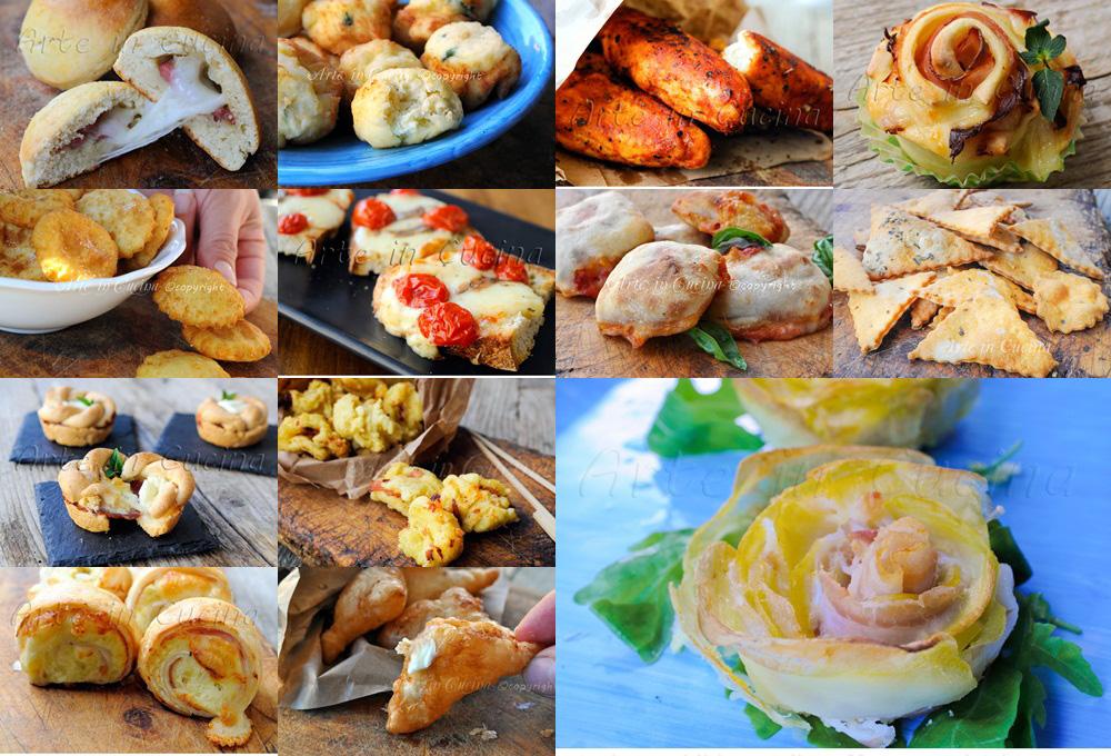 Super Ricette sfiziose per le feste facili e veloci | Arte in Cucina YP66