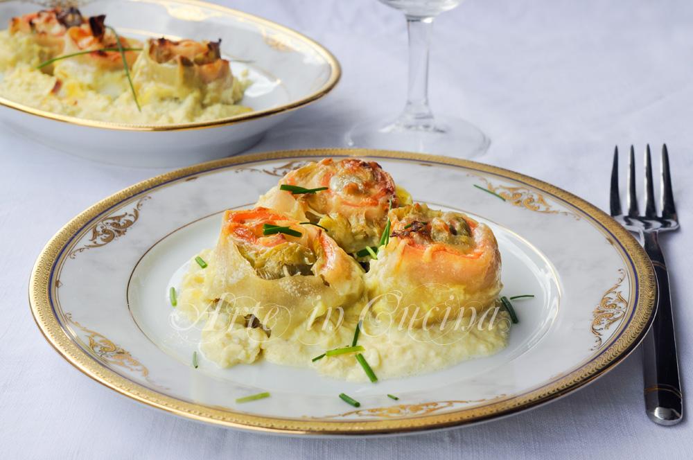 Ricette primi piatti al forno con pesce ricette popolari for Ricette primi piatti pasta
