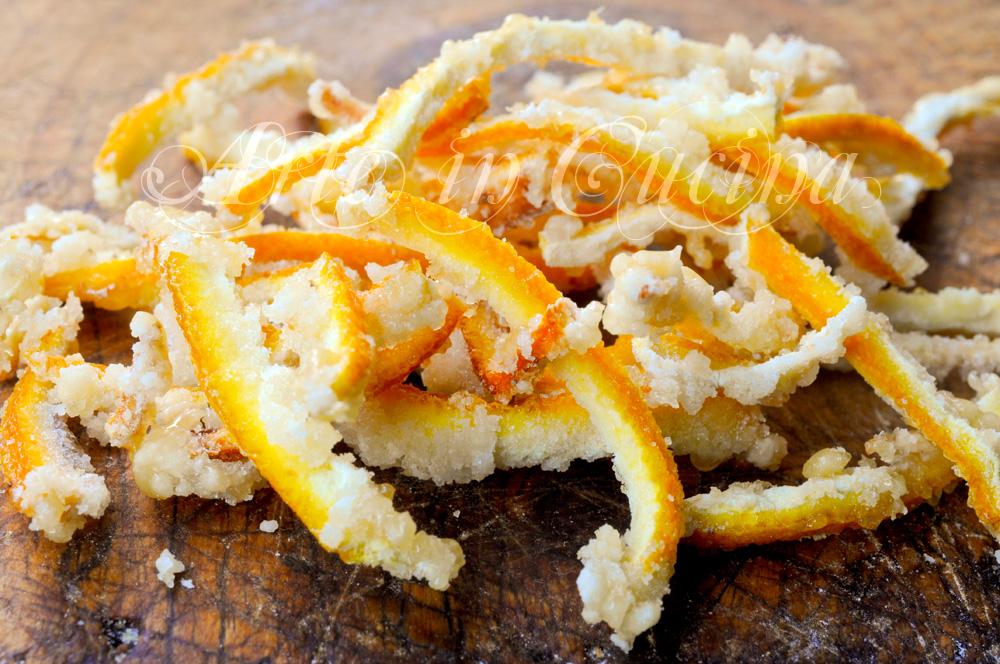 Scorzette di arancia caramellate facili e veloci vickyart arte in cucina