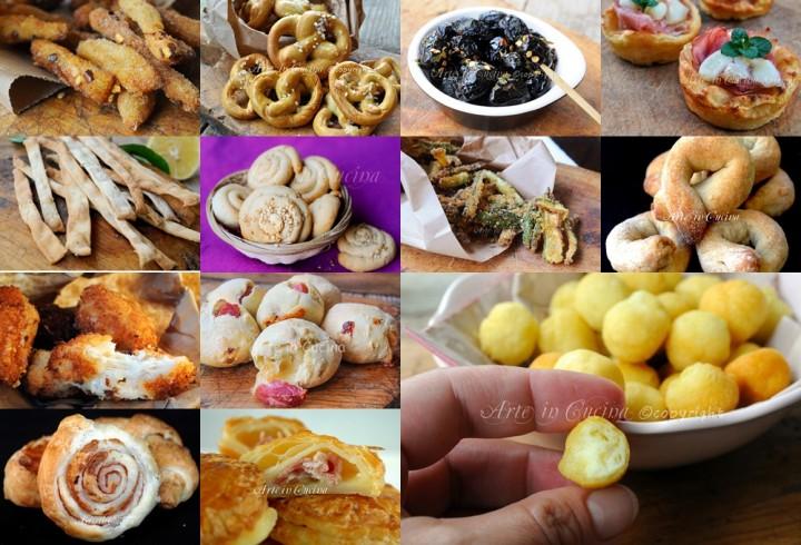 Stuzzichini per aperitivo ricette sfiziose capodanno for Idee per aperitivo a casa