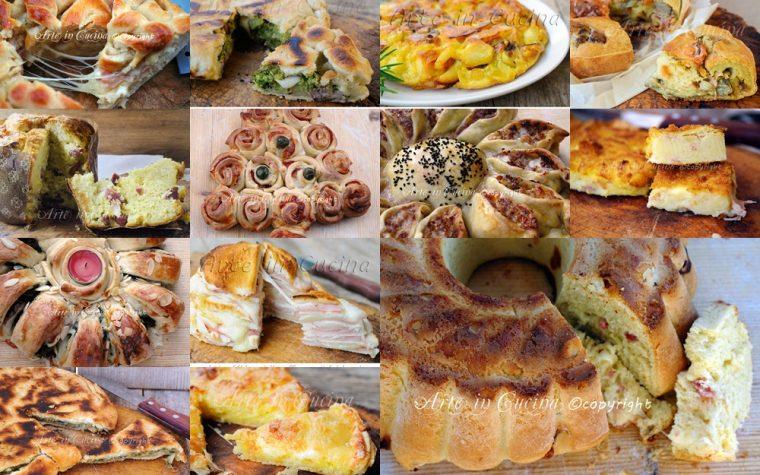 Ricette per natale arte in cucina part 4 for Torte salate facili