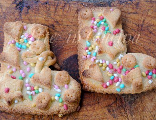 Biscotti calza della befana decorati facili
