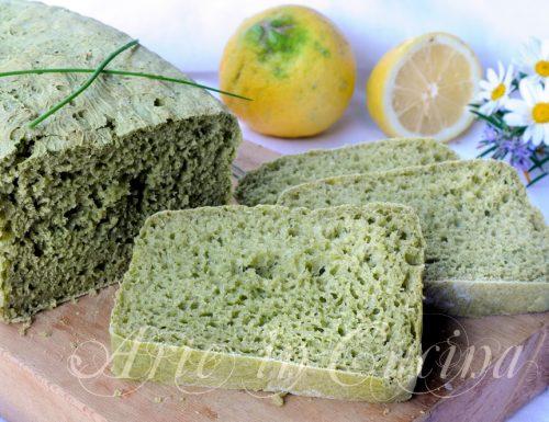 Pancarrè verde fatto in casa ricetta facile