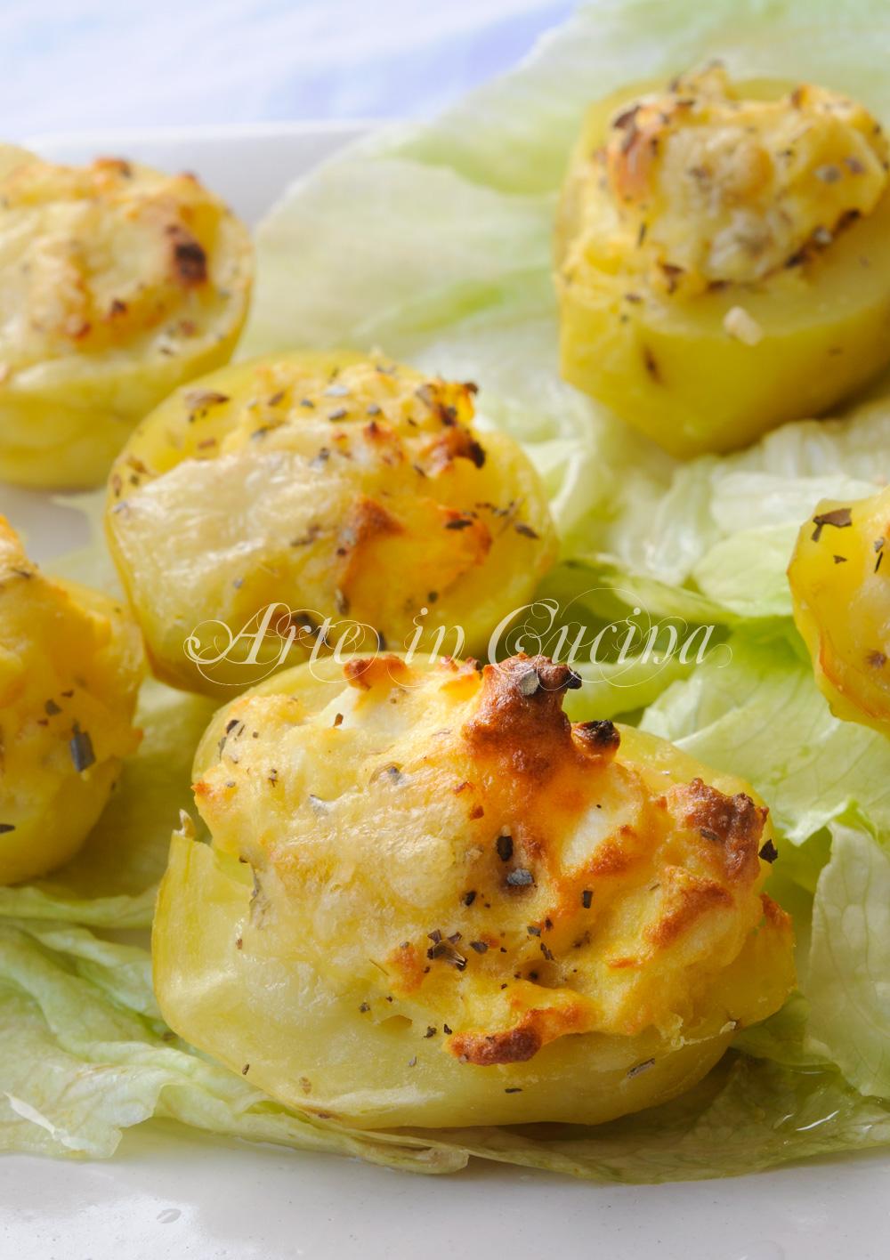 Patate al formaggio ripiene ricetta facile vickyart arte in cucina