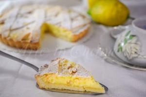 Torta di pinoli ricetta napoletana facile e veloce