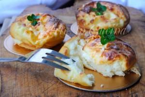 Sformatini al formaggio ricetta facile e veloce