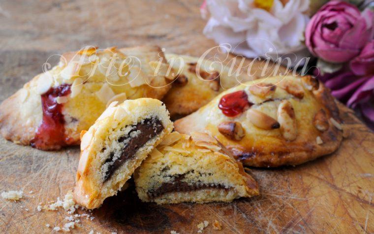 Tortelli dolci alla nutella o marmellata