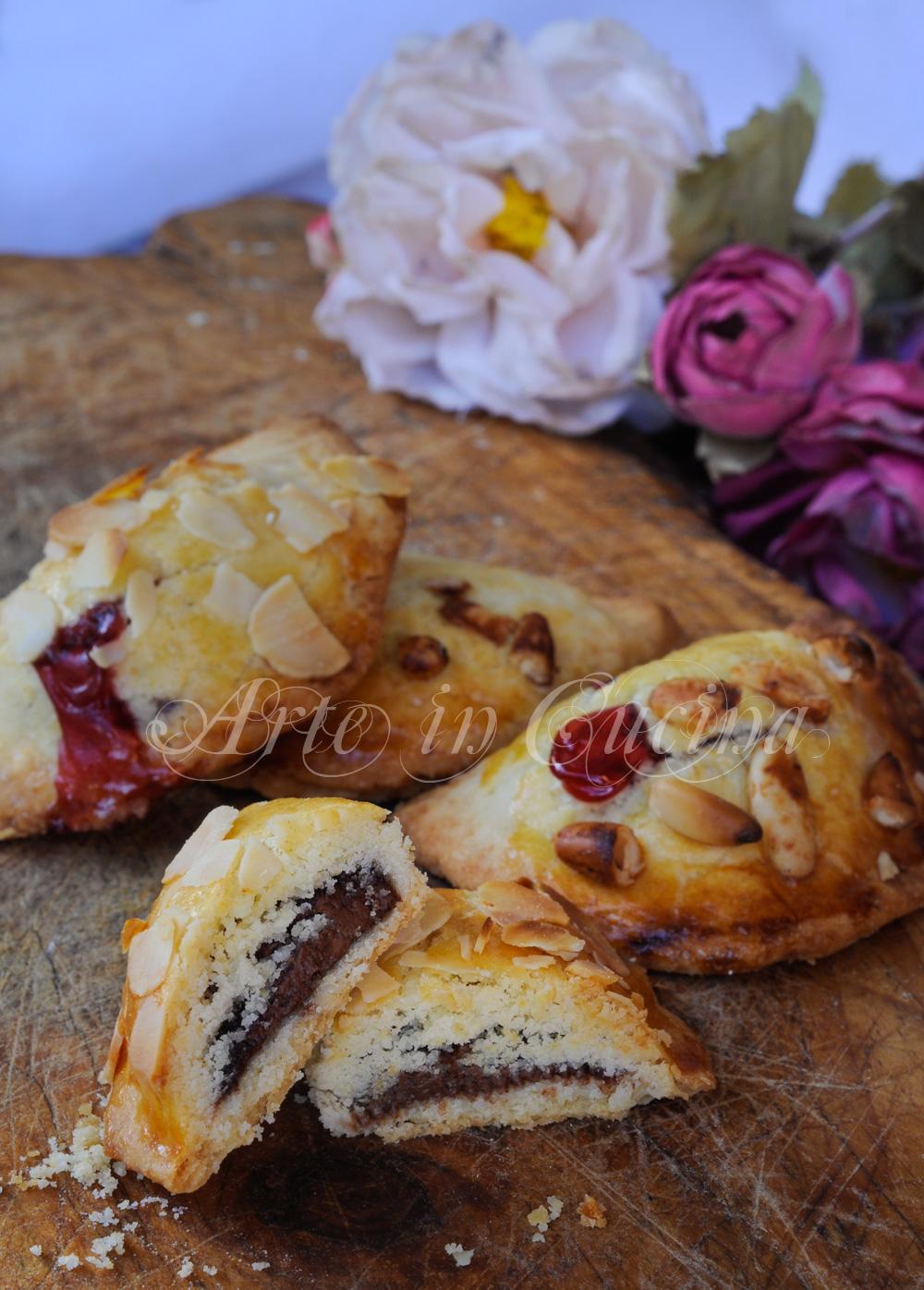 Tortelli dolci alla nutella o marmellata vickyart arte in cucina