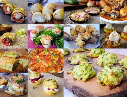 Antipasti e finger food per Pasqua ricetta facili