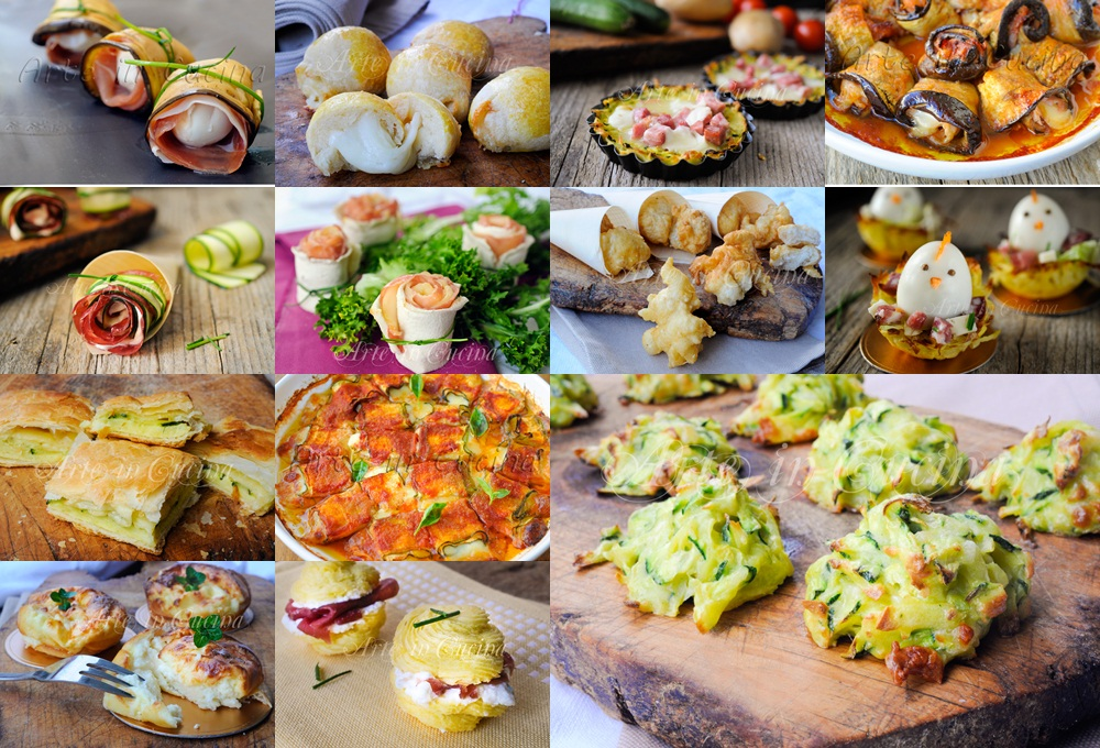 Antipasti e finger food per pasqua ricetta facili for Finger food ricette