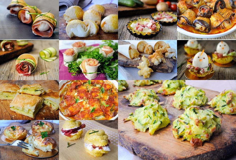 Antipasti e finger food per pasqua ricetta facili arte for Ricette di cucina antipasti