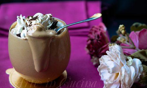 Coviglia napoletana ricetta al cioccolato e caffè