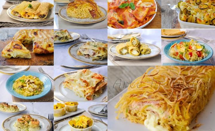 Ricette per bambini arte in cucina for Ricette primi piatti veloci bimby