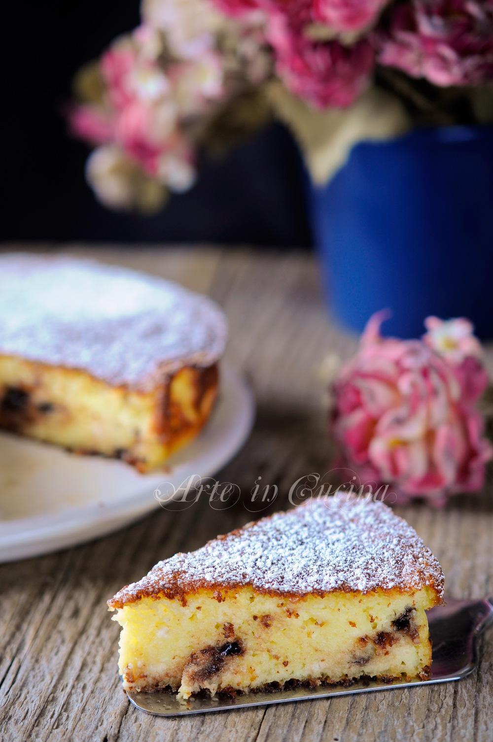 torta-ricotta-farina-di-riso-cioccolato-facile-veloce-senza-glutine-3