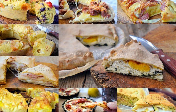 Torte salate per Pasqua e pasquetta ricette facili