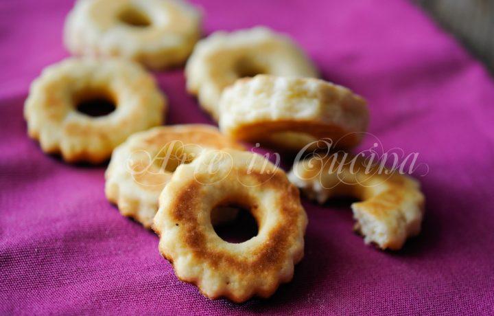 Biscotti in padella ricetta facile e veloce