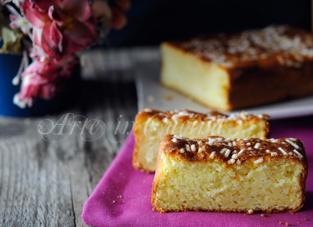 Plumcake all'olio e yogurt dolce veloce vickyart arte in cucina