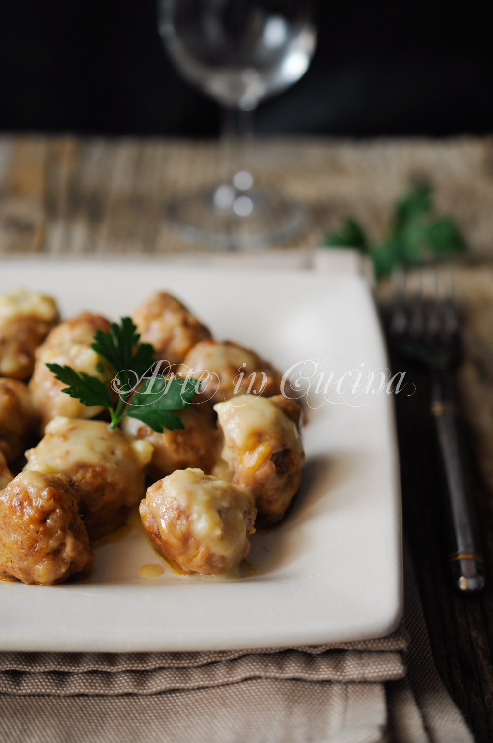 Polpette svedesi ikea kottbullar ricetta facile vickyart arte in cucina
