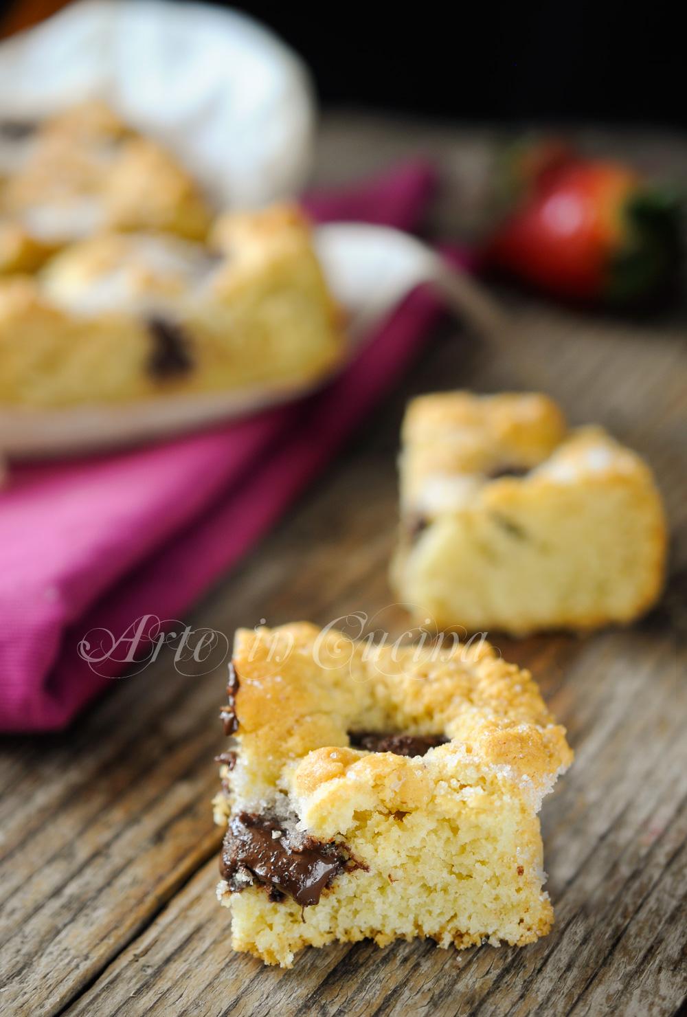 Tortine morbide mandorle e cioccolato veloci vickyart arte in cucina
